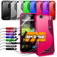 S Line case for Wiko Lenny/Bloom/Rainbow