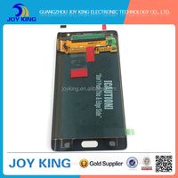 mobile phone lcd screen for samsung galaxy s6 edge display complete