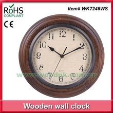 2012 hot sell item Antique brand wall clock