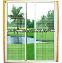 galvanized iron wire window screen/aluminium mosquito nets for window professional manufacture