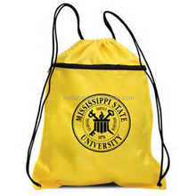 2014 hot selling polyester round shaped laundry bag