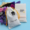 factory direct sell high quality customized cotton rice bag, high quality cotton rice bag, custom cotton rice bag