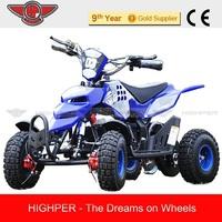 2014 350W-800W Mini Electric Quad 4 wheel electric bike for Kids (ATV-10E)
