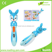 New educational toys newest smart learning tools 4 kids reading pen