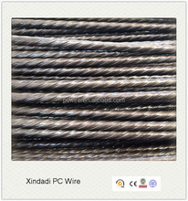 5mm spiral High Carbon Steel Wire for project