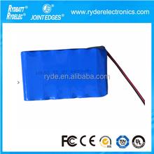 22.2V4400mAh 100W li-ion battery pack for emergency lighting