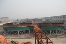 Mining Machine Thickener for High Quality Benefication