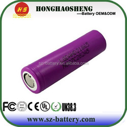 LG ICR 18650 HD2 2000mAh lithium battery cell