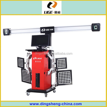 Factory price Auto data software wheel aligner tools used for mechanical workshop DS-6