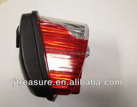 chinese tianjin brand digital motorcyce spare parts tail light for sale