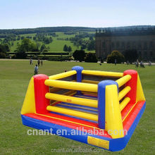 outdoor competetion sport inflatable boxing rings