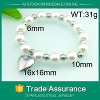 hot freshwater pearl bracelet, wholesale fashion jewelry 2015