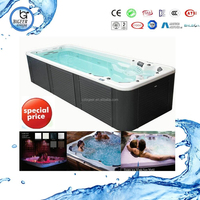 BG-6608 europe CE certificate sanitary factory winter hot tub balboa swim pool