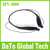 Best HV-800 Outdoor Neckband Bluetooth Sport Stereo Heaphone with Mic