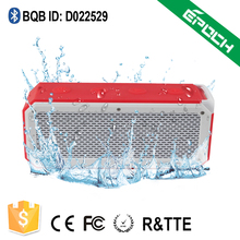 outdoor use or rainnig day using bluetooth speaker