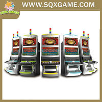 New design casino and slot games pcb and machine made in China
