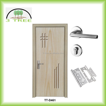 Price concessional good quality wood door for retirement homes