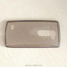 High quality Ultra slim Gel TPU case transparent ultrathin phone cover for LG Leon/C40