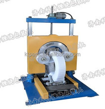 only needs 10s vertical tire wrapping machine