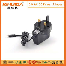 9V 500mA Power adapter for medical device comply with IEC60601