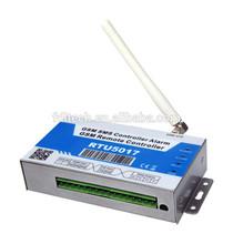 GSM water pump level controller RTU5017 2I/O, 1 analog input