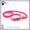 Waterproof TPU Dog Collar with Leash Attached