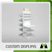 Special best sell clothing store wall mounted display case