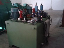Double motor and pump hydraulic station TSY-D series