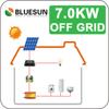 top performance off grid 7kw solar generator system