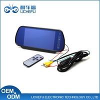 7 inch HD TFT LCD Digital Color Car Mirror Rearview Screen Reversing Monitor