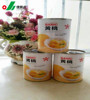 haccp certified products canned yellow peach wholesale food