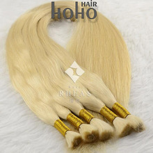 natural blonde curly human hair extension,hair extension blonde