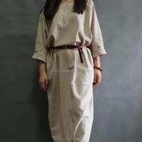 2015 summer plain color clothing abaya for women