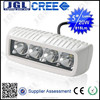 Led rigid bar lightbar led motorcycle light 20W white marine led driving light