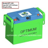 UPS Batteries 12V 100AH +BMS+CASE (LiFePO4 Battery)