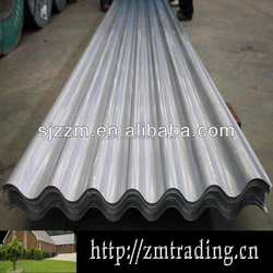 galvanized metal roofing prices / galvanized steel sheet /corrugated steel sheet