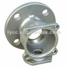 aluminum machining spare part for industrial use