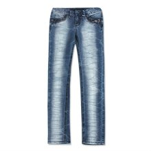 overstock Guangzhou latest design tops girls new style jeans for lady 2012