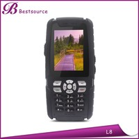 2.4 inch Feature Celular Phone Land Rover L8