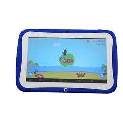 2015 Popular Kids Android WIFI Dual Camera Tablet 7 inch with Low Cost