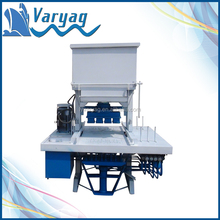 230T pressure! eco brick making machine