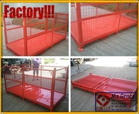 Promotion Galvanized Steel Wire Storage Bin