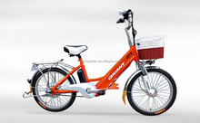 Dongguan Factory Directly sales Smart Electric Bike with hide lithium battery TDN021Z
