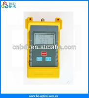Fiber Optical Light Source Power Meter