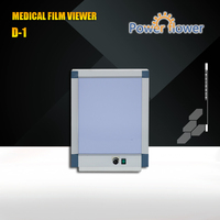 FDA,CE,ISO 13485 approved factory supply Good Quality:D-1 adjustable single union LED light X-ray film viewer