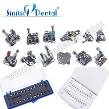 Sinitic Dental custom-made roth / MBT / edgewise orthodontic adult braces teeth cost for dentistry