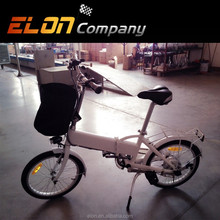 fashion folding with lithium battery electric bikes