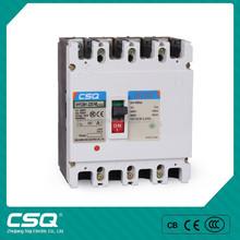 HYCM1 series 2P/3P/4P 6A~1250A moulded case circuit breaker/MCCB
