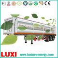 Combustibles alternativos cilindro de GAS de almacenamiento de gnc, Iso11120