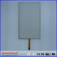 GreenTouch 13.3 inch 4 wire resistive touch screen by best supply